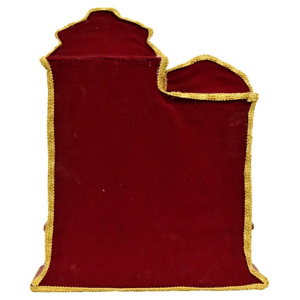 Red Velvet Jewelry Box - 3