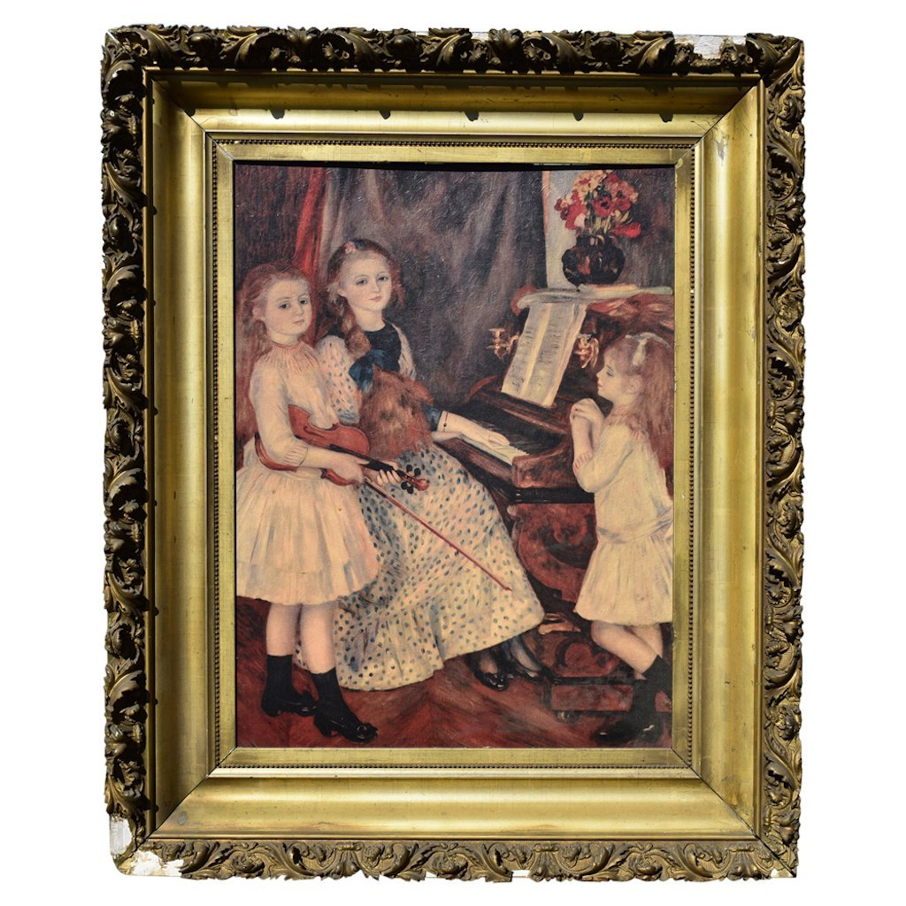 Apres Renoir -The Daughters of Catulle Mendes