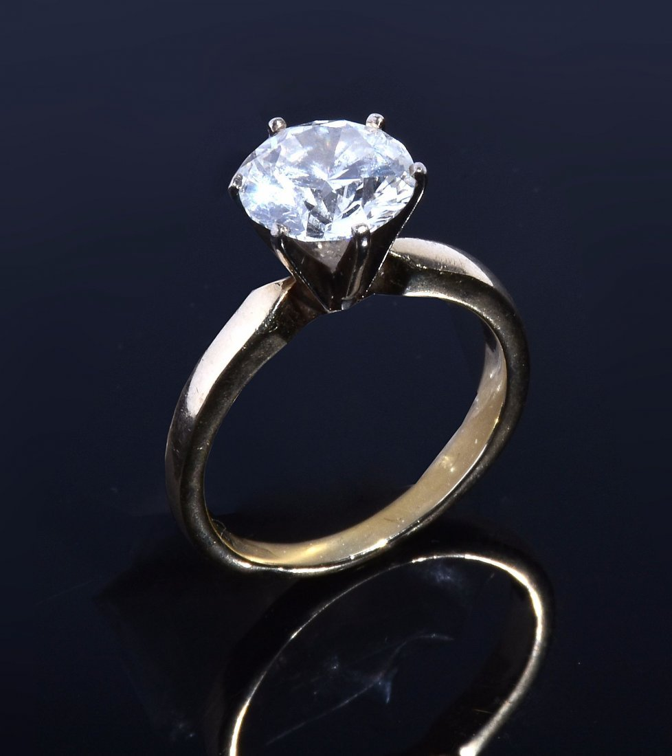 Two Karat Diamond Ring