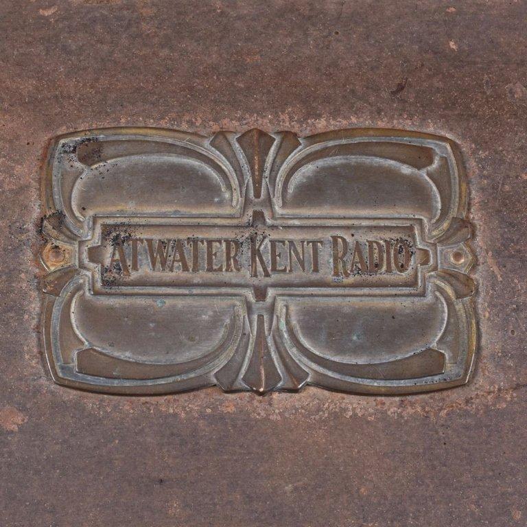 Pair of  1920s Atwater Kent Radios - 3