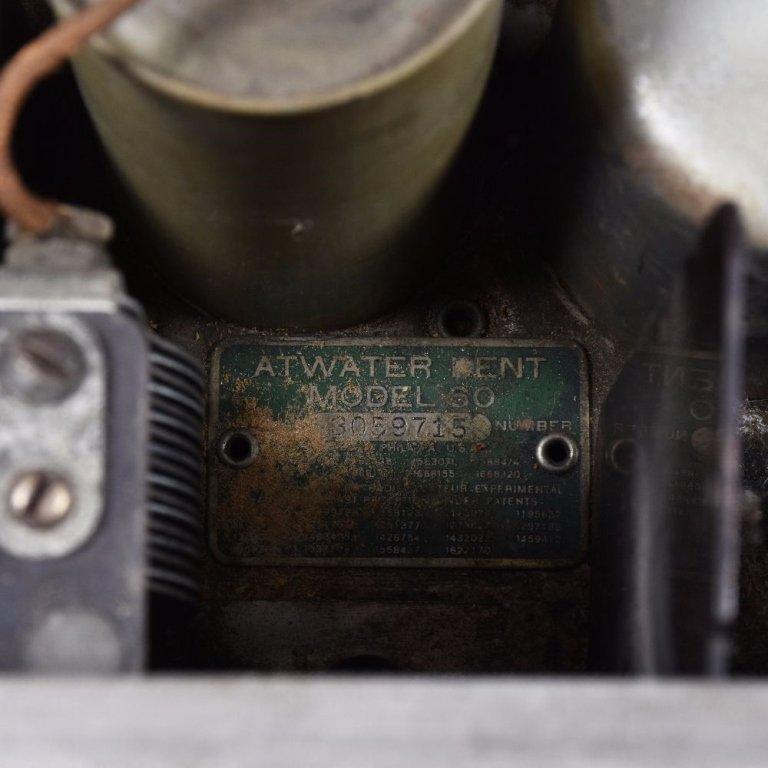 Pair of  1920s Atwater Kent Radios - 4