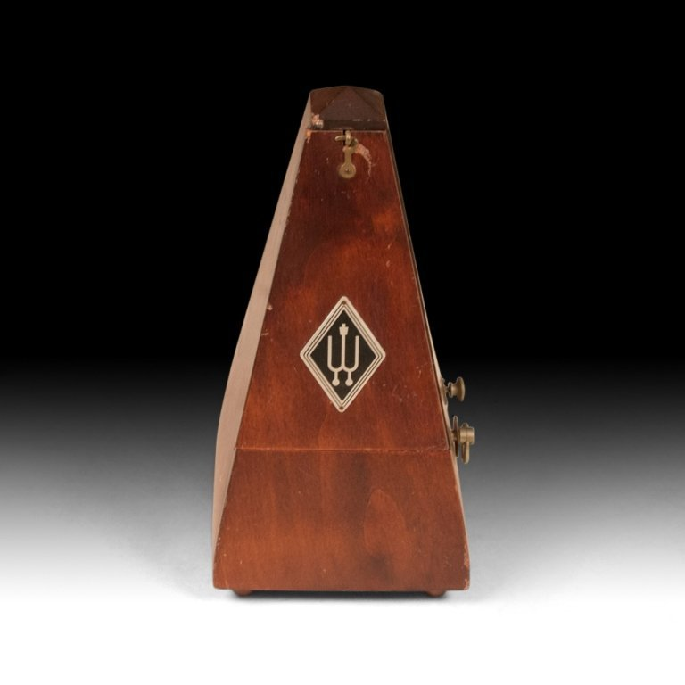 Wooden Metronome
