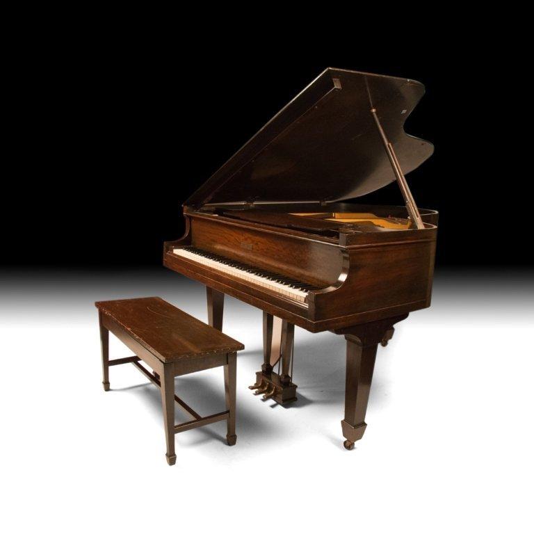 Lester Baby Grand Piano circa 1912 - 2