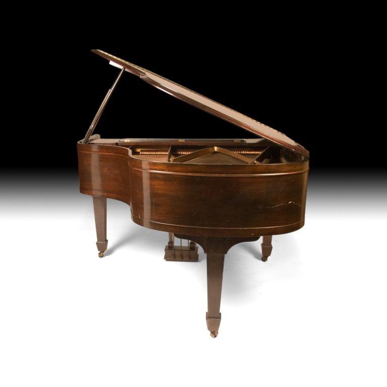 Lester Baby Grand Piano circa 1912 - 7