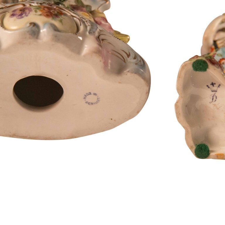 Lot of Seven Porcelain Figurines - 2
