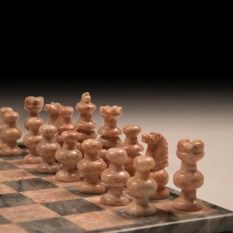 Marble Chess Set - 2