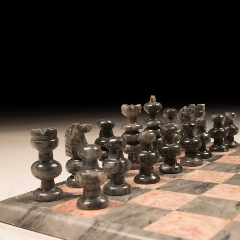 Marble Chess Set - 3