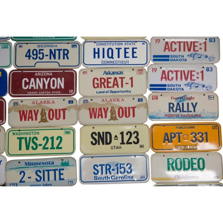 100+ Collectible Motorcycle Plates from Cereal Boxes - 4