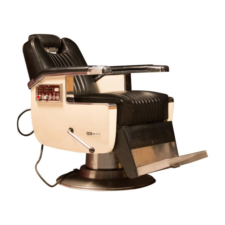 Mid 20th Century Art Deco-style Dentist Chair
