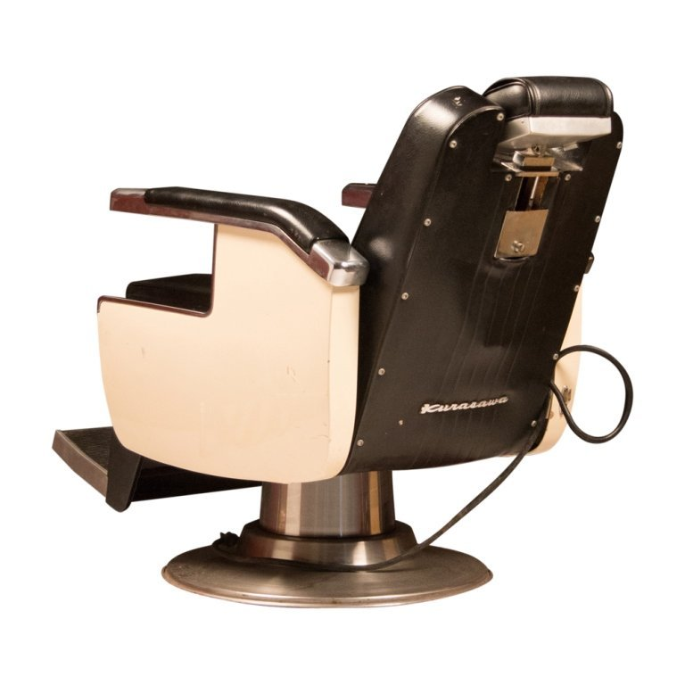 Mid 20th Century Art Deco-style Dentist Chair - 3