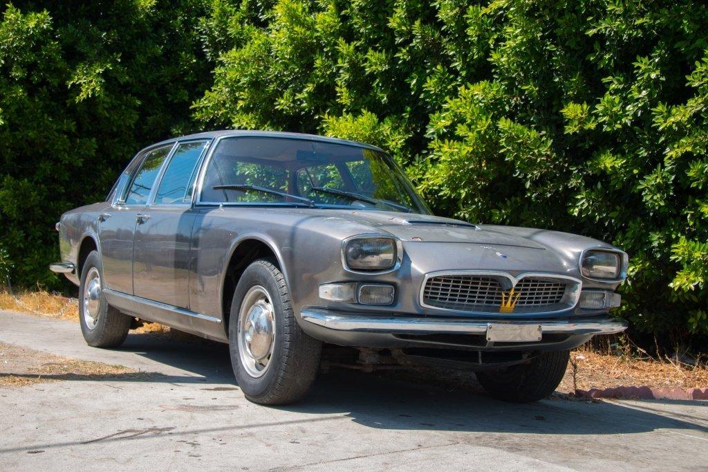 1965 Maserati Quattroporte Series II