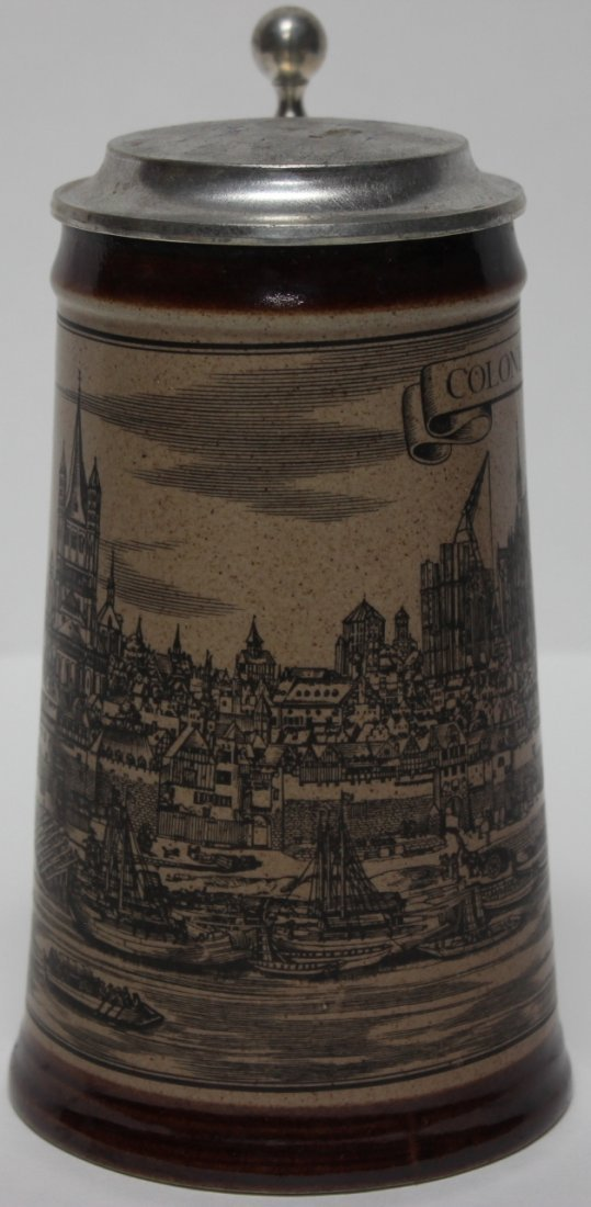 German Beer Stein Marzi Remy