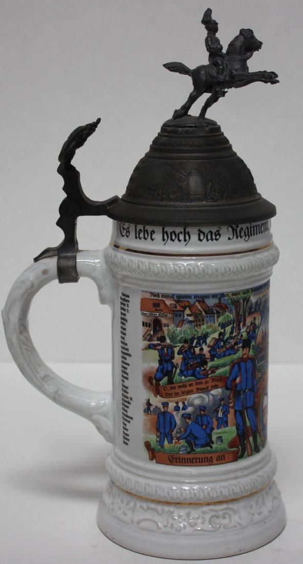 German Beer Stein - Gerz Stein