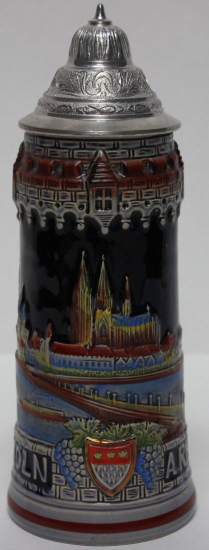 German Beer Stein - Koln A Rhein