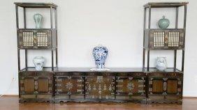 Korean 'Bandaji' display furniture