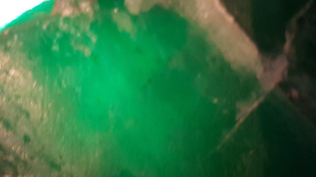 Chinese Green Apple Jade stone - 4