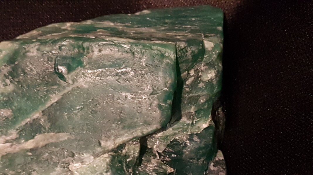 Chinese Green Apple Jade stone - 7
