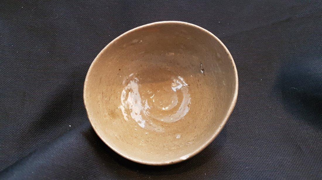 Korean Celadon KoRyeo tea cup&plate with Wooden Storage - 4