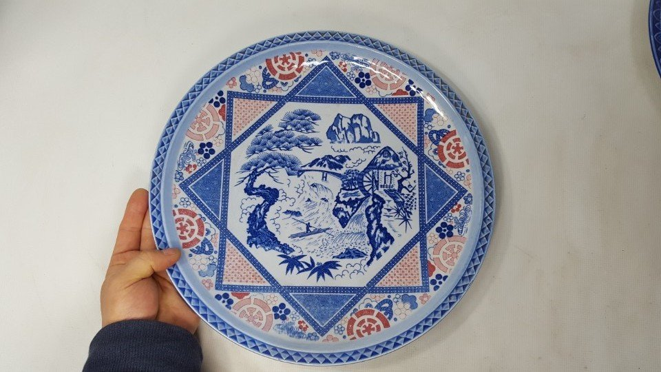 Chinese porcelain plate - 4