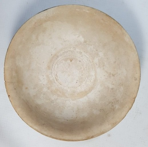 Chinese ceramic bowl from Song dynasty