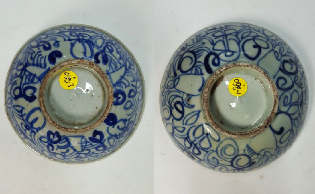 Chinese set of six bowls Ming dynasty - 3
