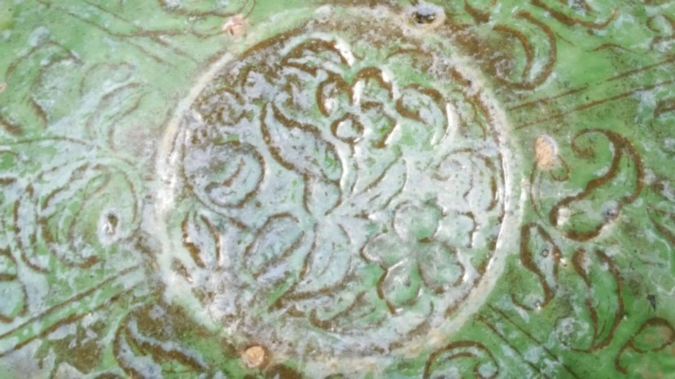 Chinese Green Grazed bowl from Liao dynasty - 4