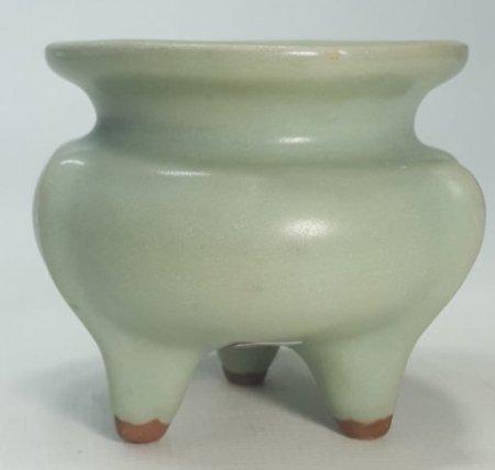 Yuan Dynasty Porcelain Incense Burner Censer