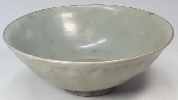 Chinese Lotus Pattern Porcelain Bowl