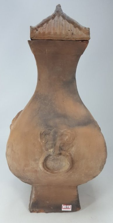 Chinese Earthenware from Han Dynasty
