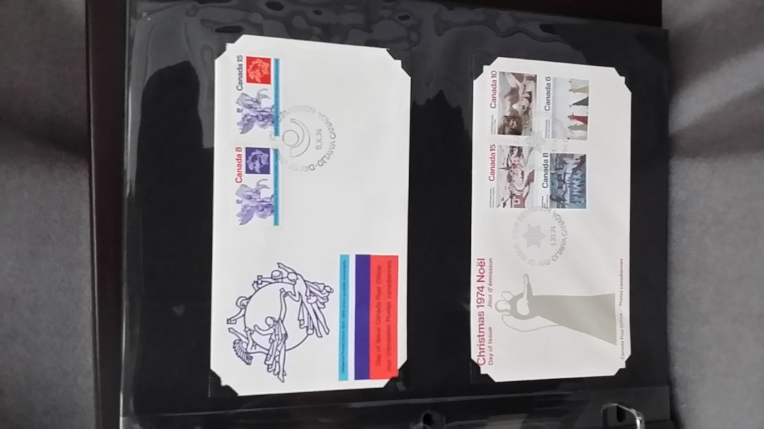 Canada Post Collection 1