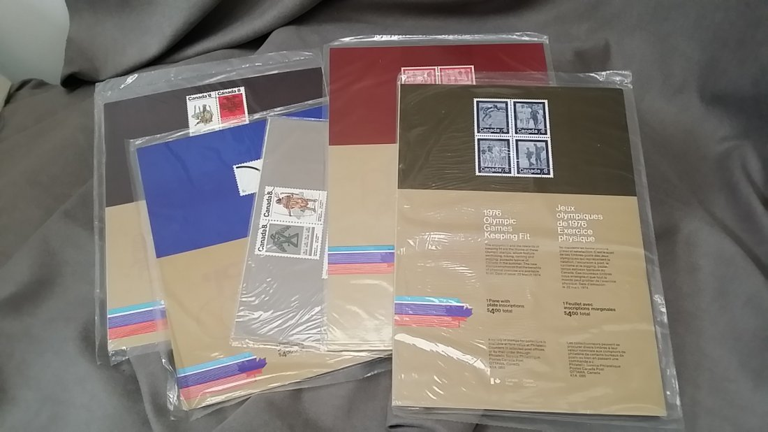 Canada Post Collection 5