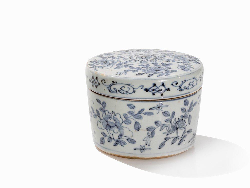 korean Blue and White Porcelain