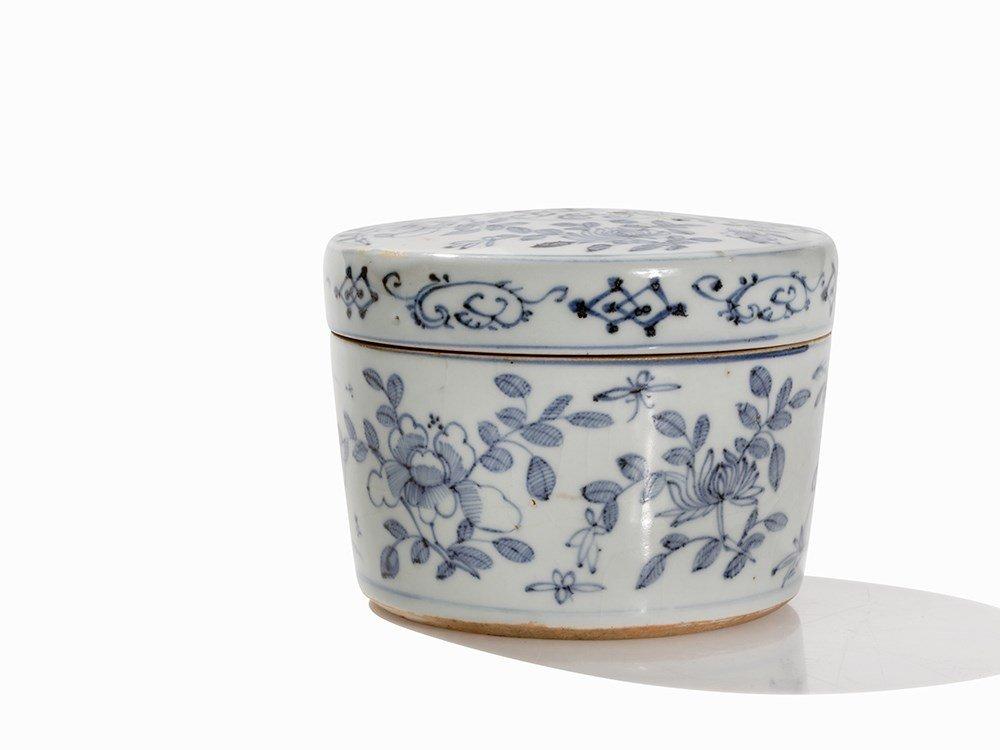 korean Blue and White Porcelain - 2