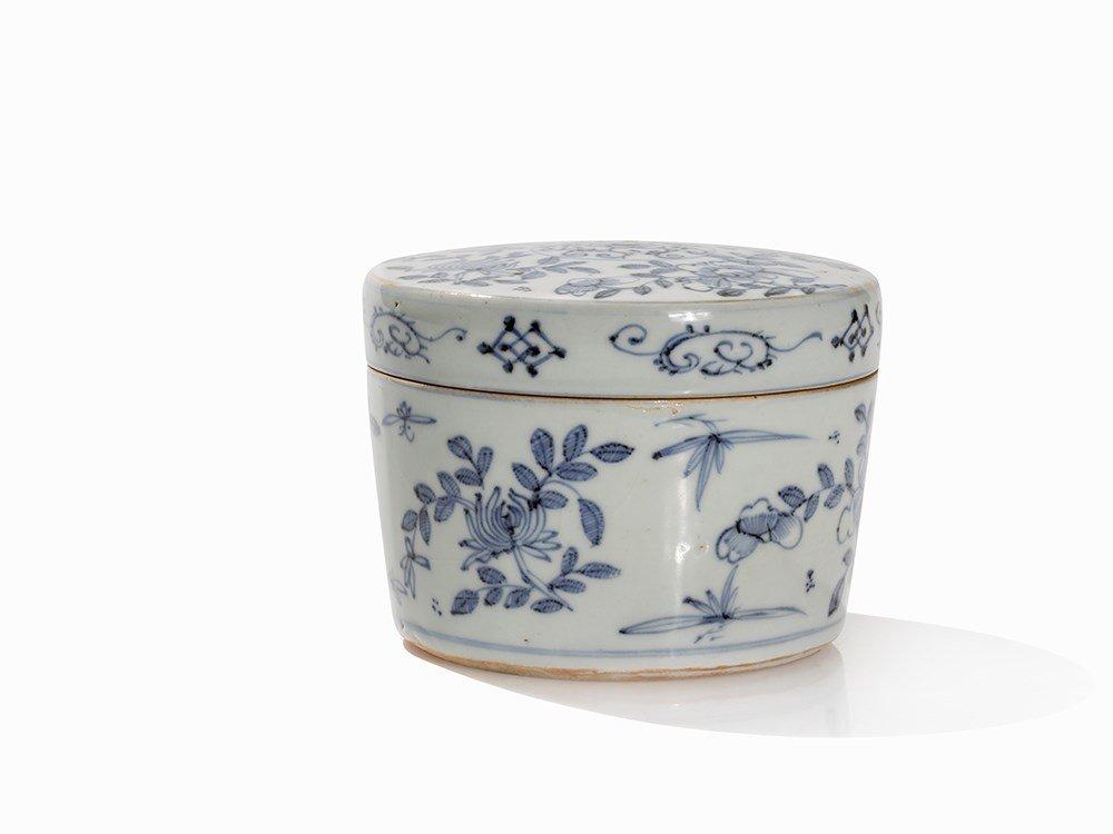 korean Blue and White Porcelain - 5