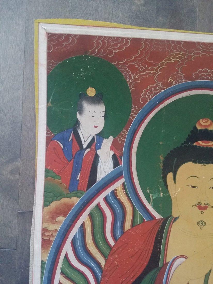 Korean Buddha painting - 4