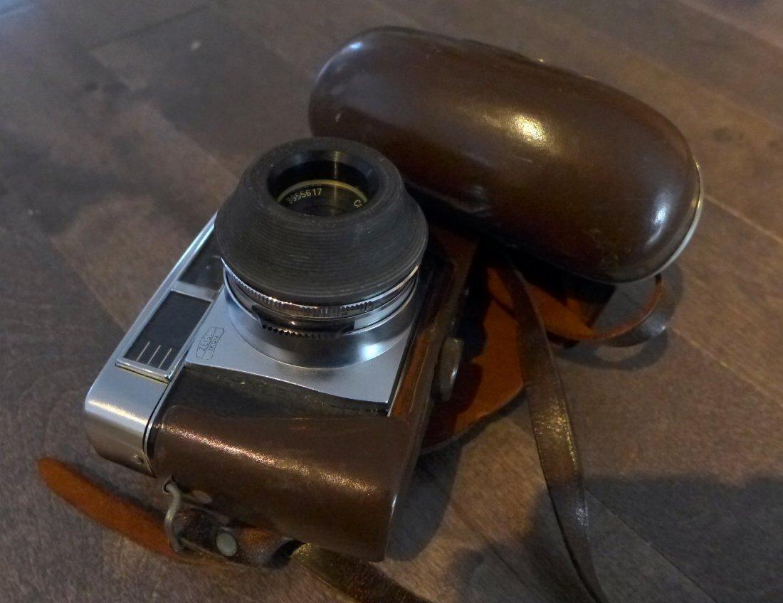 Zeiss Ikon Contessa LK Camera