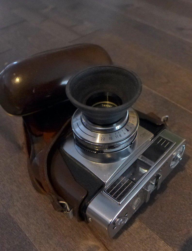 Zeiss Ikon Contessa LK Camera - 4