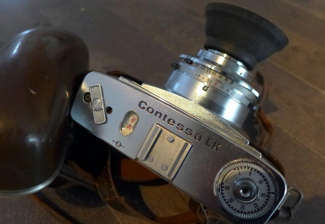 Zeiss Ikon Contessa LK Camera - 5