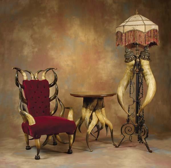 1: Horn Furniture Set