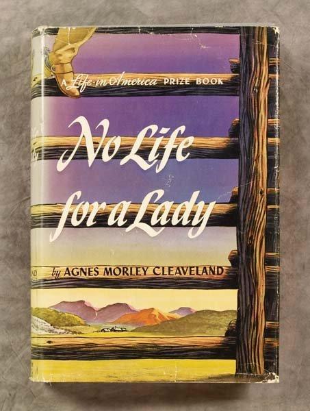 17: No Life for A Lady w/ Borein sketch, Biz Card