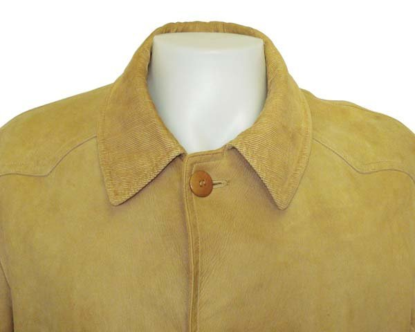 "213: John Wayne ""Western Costume"" Suede Coat - 2"