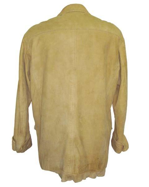"213: John Wayne ""Western Costume"" Suede Coat - 3"