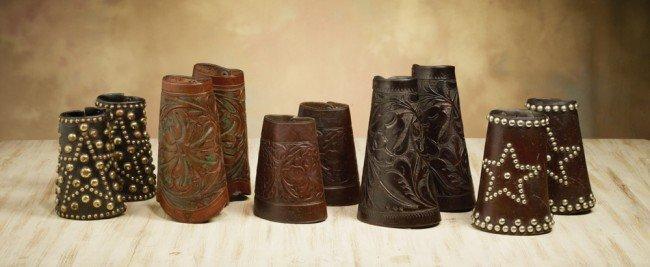 4: 5 Pair of Cowboy Cuffs