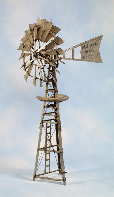 11: Salesman Sample Windmill