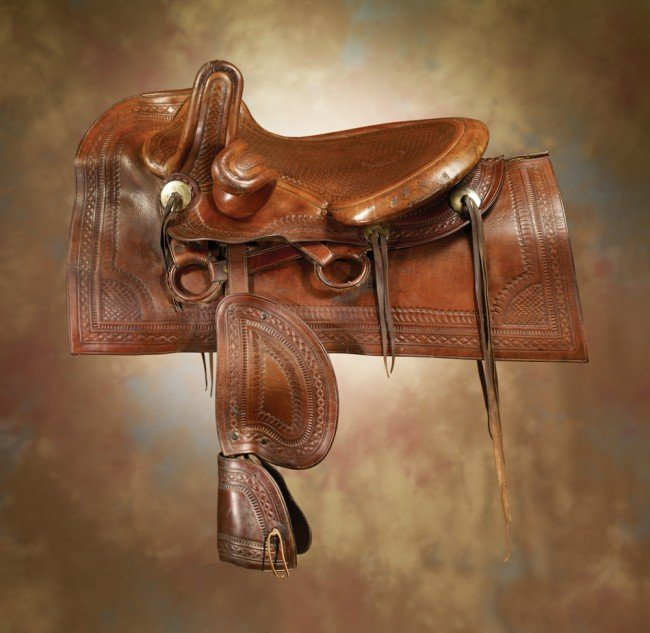 21: S C Gallup & Frazier Side Saddle
