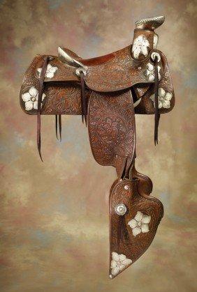 26: Phillip Fredholm Parade Saddle