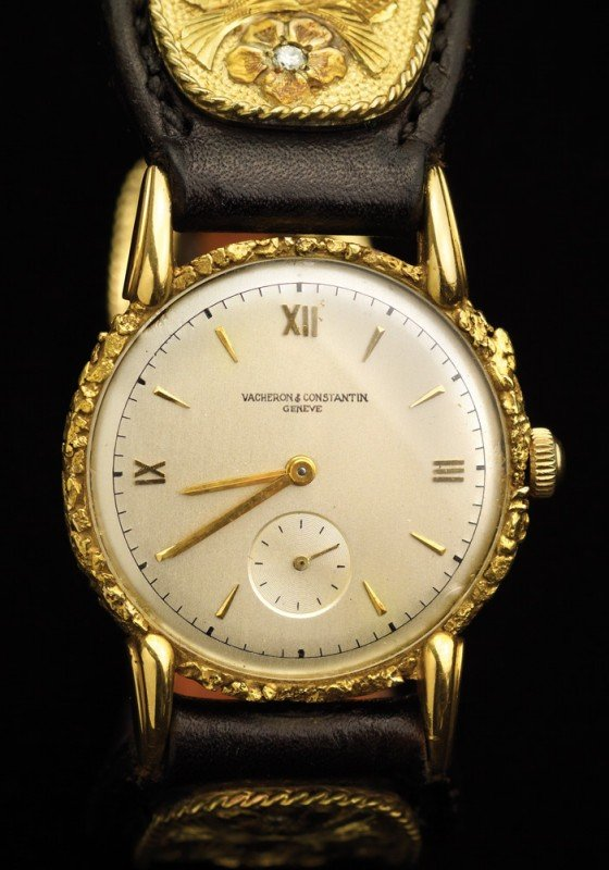 39: Vacheron & Constantin Watch on Bohin Gold Watch Ban