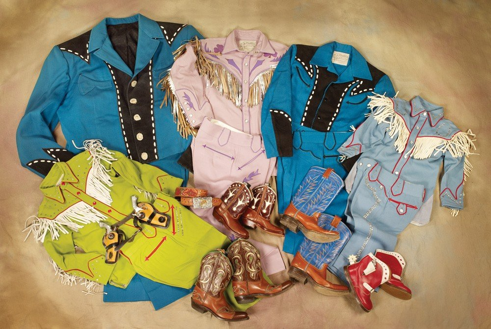 3: Four (4) Nudie's Child's Parade Outfits