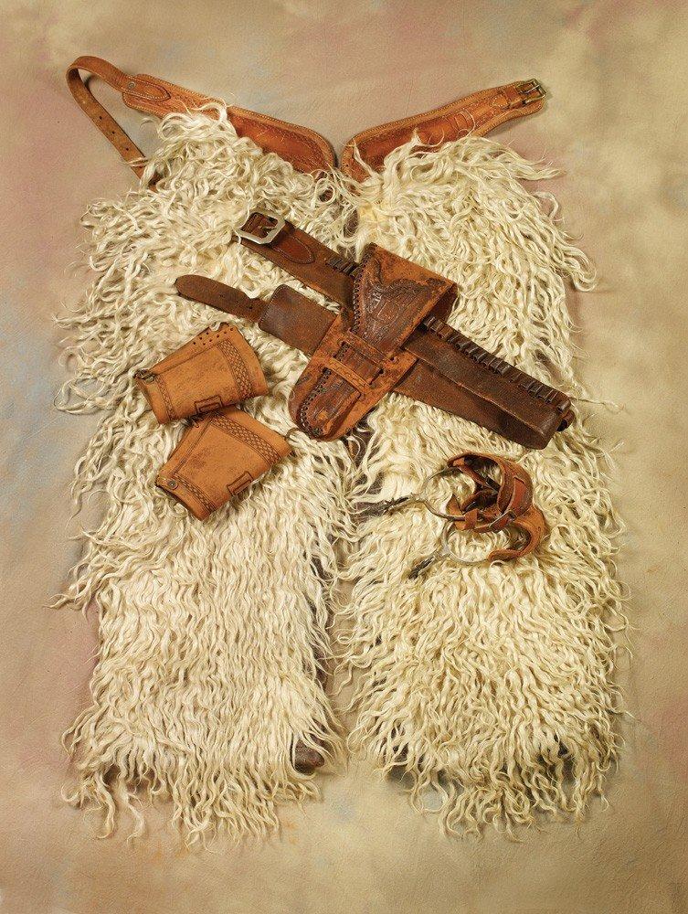 4: Historic Wyoming and Colorado Cowboy Artifacts