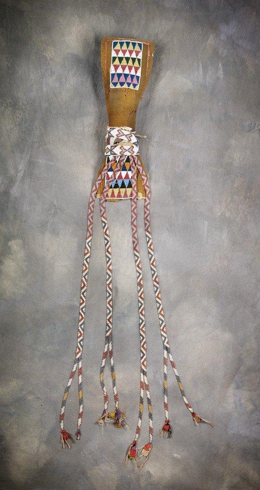 9: Prairie Woman's Hair Decoration